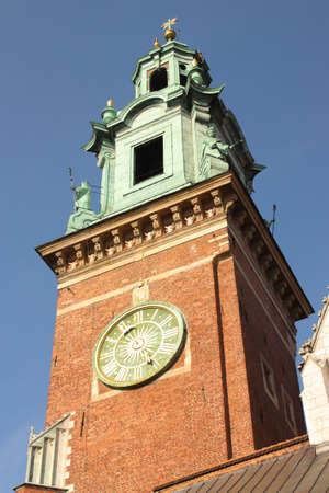 wawel: Wawel (Cracow, Poland) - Zygmunt belfry