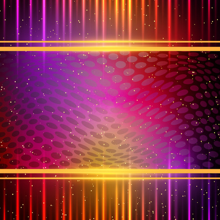 Luxury shining colorful background. Design for presentation, concert, show. Vector illustration