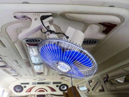 airflow: Fan Stock Photo