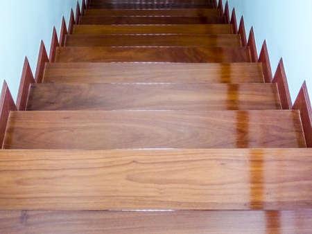skirting: Up stair to Master bedroom in sea breeze villa pattaya