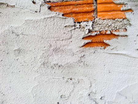 concrete texture in construction area Imagens