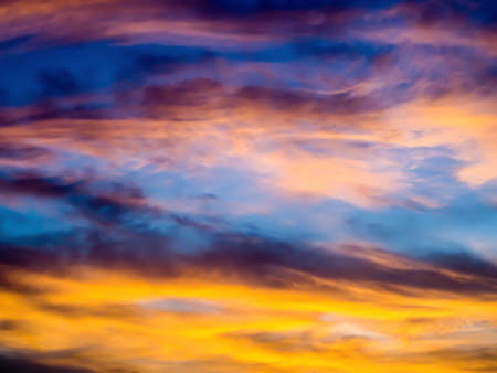 dramatic characters: Color and dark sky, Hot tone and Cold Tone, Sunset in the evening, When Love  Hate Collide