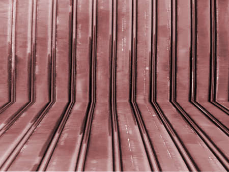 rolling garage door: brown iron texture background