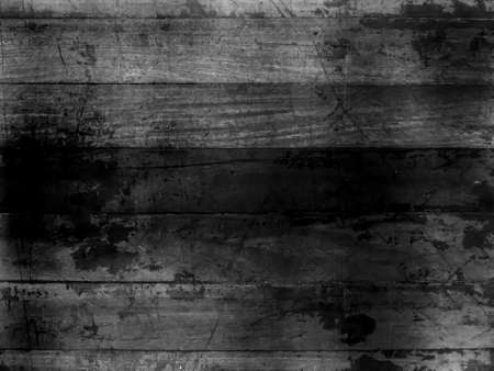 horizental: Wooden and shadow damage on surface