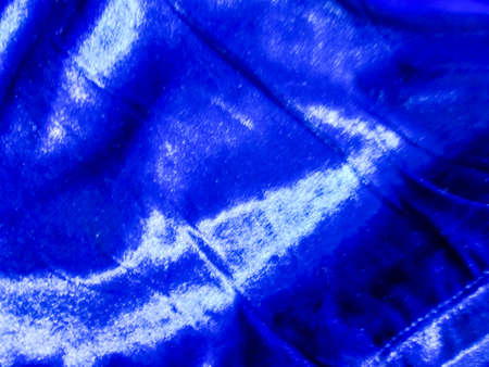 important event: velvet dark blue background use in important event or situation to decor and interior