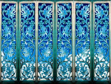 partition: room partition art wood vintage blue sky and wood art background