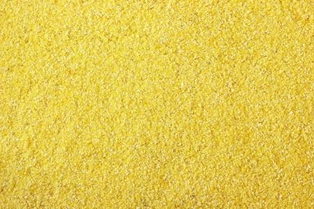 maize flour: Cornmeal   flour made from dried maize     Stock Photo