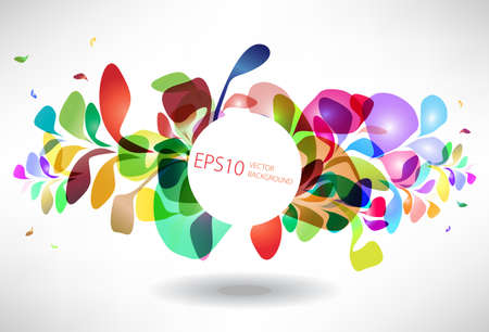 Abstract colorful background   Stock Vector - 13600407
