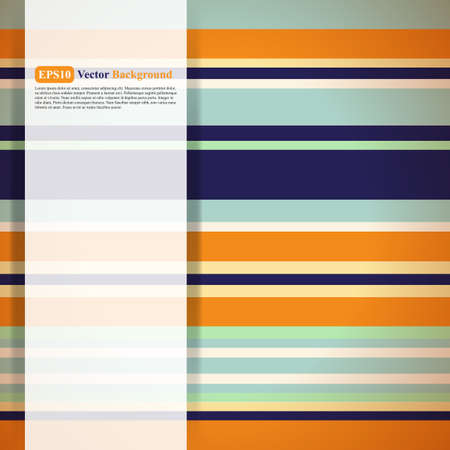 Pattern of multicolored stripes Vector