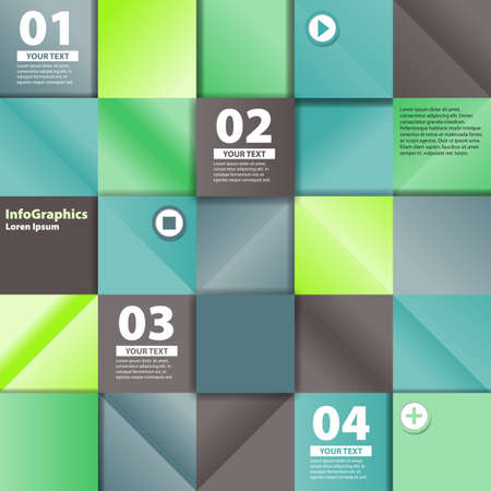 education choice: abstract background with infographics elements