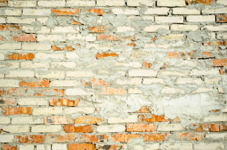 brick background: The texture of brick wall
