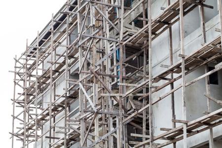peen: building is in construction