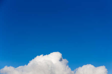 The blue sky and white clouds Stock Photo - 99194304