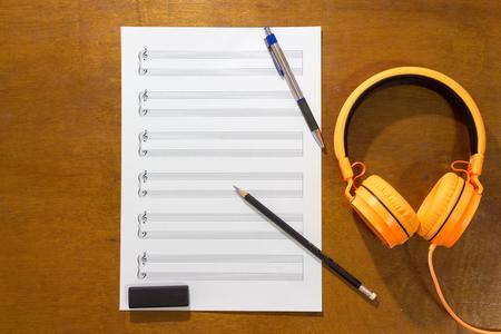 music writing ipad