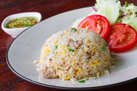seasoning: fried rice with seasoning