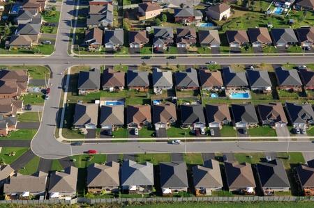 logements: Zonage patterns dans des villes nord-am�ricaines contemporaines.