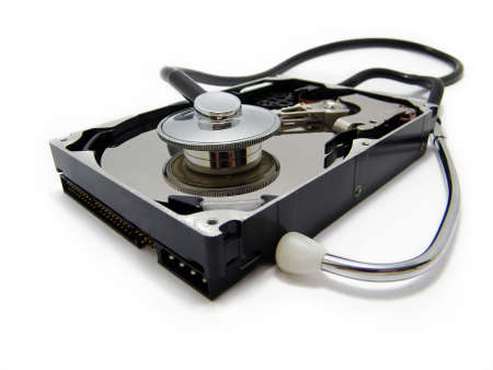 hard disc doctor photo