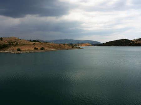 bosnia hercegovina: Lake Klinje 1 Stock Photo