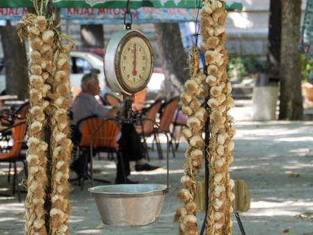 republika: Onion Trebinje Stock Photo