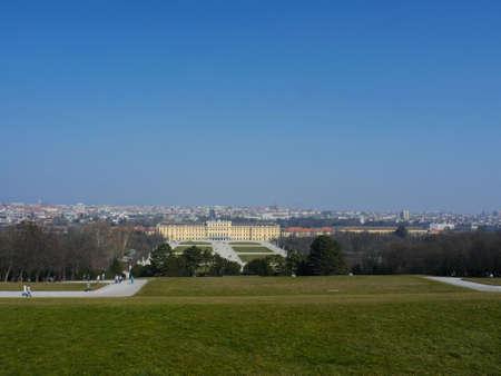 monarchy: Vienna Schonbrunn castle 1