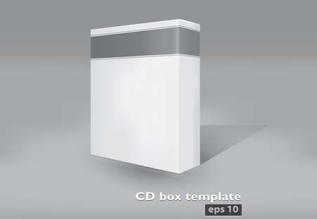 sofewear box Vector