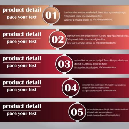plexiglas: number line background for business