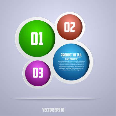 Abstract web design  vector Stock Vector - 14410654