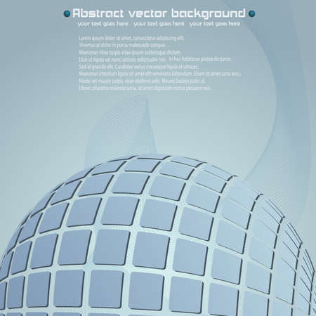 abstract busiess background Vector