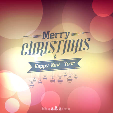 Greeting card and copy space  Vector