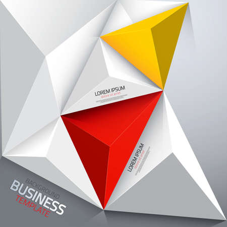 future business: Abstract business template.