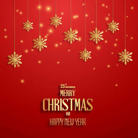 Merry Christmas letters stylized for the drawing. Vector Vector