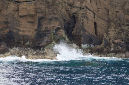 ocean waves: Waves of the atlantic ocean