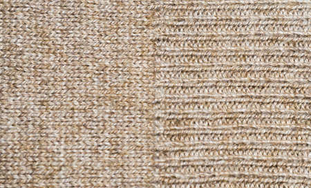 texture brown hair macro photo camel wool Stock Photo