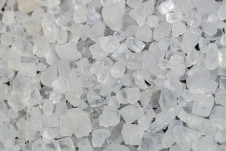 salt food close up background macro texture