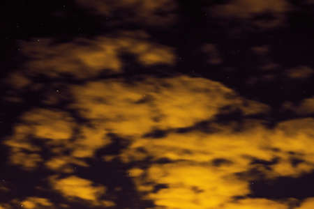 night sky background texture at night with flying clouds abstraction nature