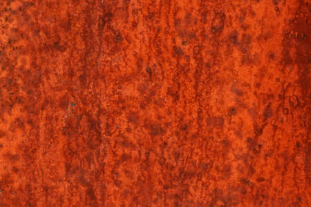 texture of old red paint background