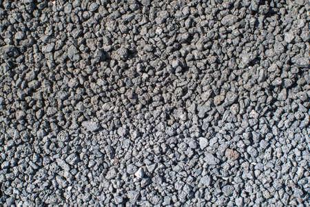 asphalt texture. asphalt road. stone asphalt texture background granite gravel