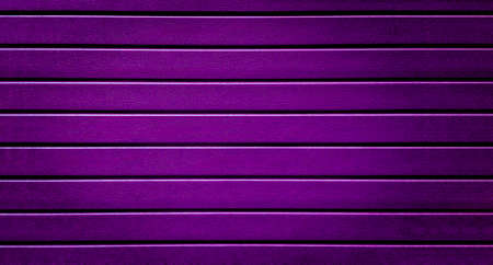 purple background texture the fence, siding. Plastic fence purple striped