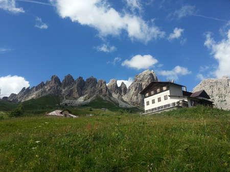 odle: Dolomiti mountains, the Odle group