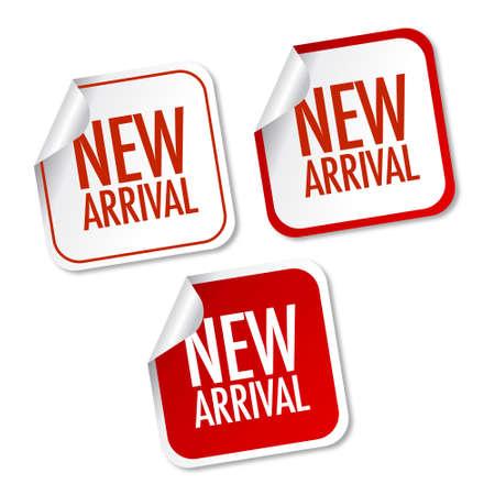 thankful: Nuevas etiquetas de llegada