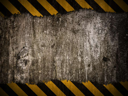 danger symbol: Warning background texture