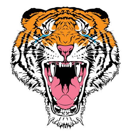 tearful: Cry Tiger