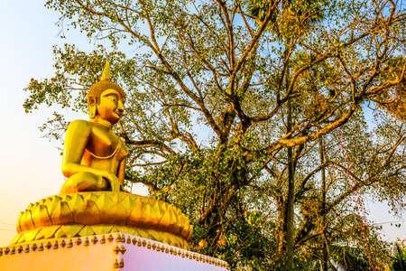 mahasarakham: mahasarakham Buddha Stock Photo