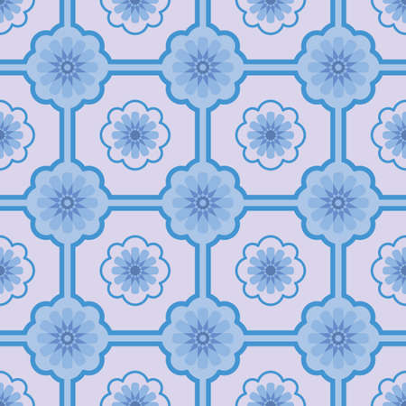 react: Vector - Flower Graphic Pattern Illustration