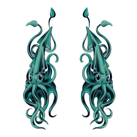 equivalence: Squid vector