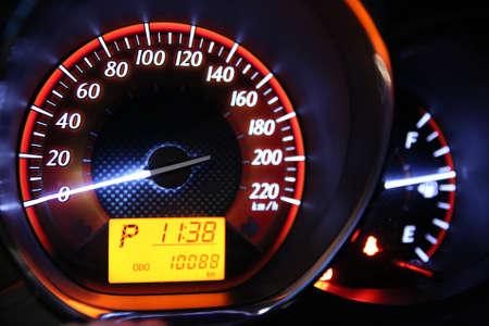 expostulate: Odometer Speed in my car