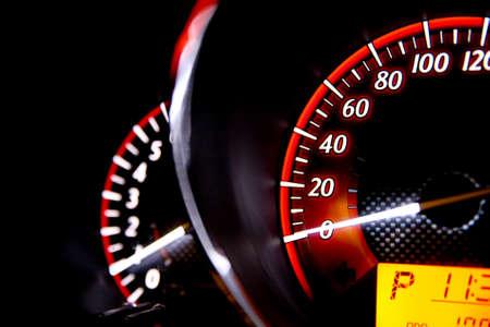 admonester: Odometer Speed in my car