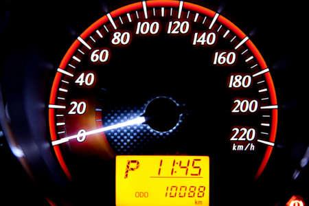 forewarn: Odometer Speed in my car