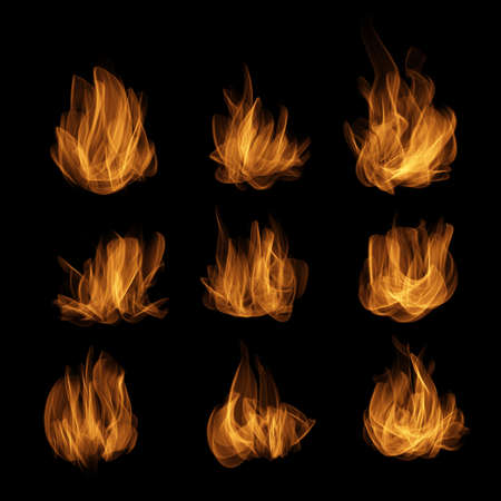 elements draw the fire