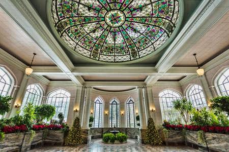 conservatory: Casa Loma Conservatory